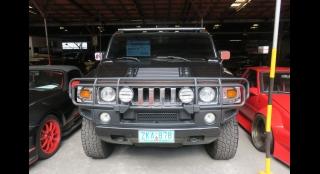 2005 Hummer H2 6.0L AT Gasoline