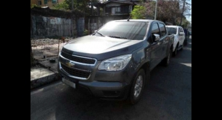 2013 Chevrolet Colorado 2.5L 4x2 MT LT