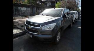 2013 Chevrolet Colorado 2.5L 4x2 MT LT