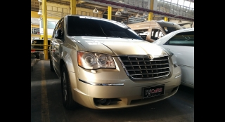 2011 Chrysler Town & Country 3.6L AT Gasoline