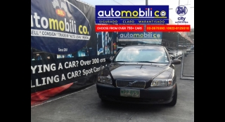 2000 Volvo S80 2.0L AT Gasoline