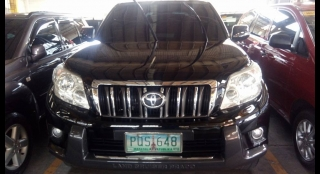 2011 Toyota Land Cruiser Prado 3.0L AT Gasoline