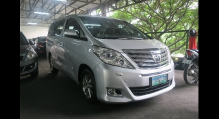 2012 Toyota Alphard 3.5L AT Gasoline