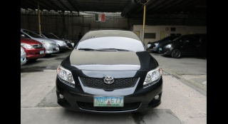 2010 Toyota Corolla Altis 2.0 V AT