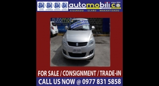 2015 Suzuki Swift 1.2L AT