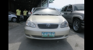2004 Toyota Corolla Altis 1.8 E AT