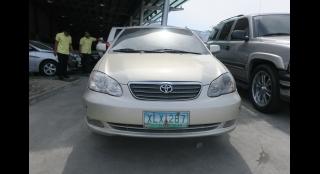 2004 Toyota Corolla Altis 1.8 E AT