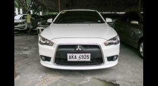 2015 Mitsubishi Lancer EX 2.0L CVT Gasoline