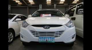 2012 Hyundai Tucson GLS AT