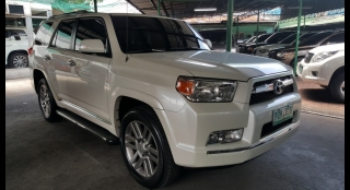 2010 Toyota 4Runner Limited 4.0L AT Gasoline