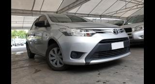 2016 Toyota Vios 1.3 J MT Gasoline