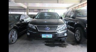 2013 Lexus RX 4.5L AT Hybrid