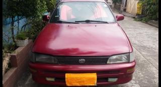 1996 Toyota Corolla XL MT