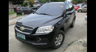 2009 Chevrolet Captiva 2.4L Gas 4x2 LS