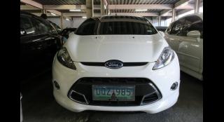 2014 Ford Fiesta Hatchback Sport AT