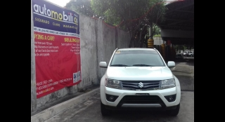 2016 Suzuki Grand Vitara 2.4L AT Gasoline