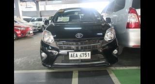 2014 Toyota Wigo 1.0 G AT