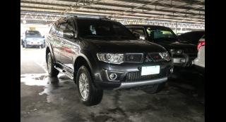2011 Mitsubishi Montero Sport 2.5L AT Diesel