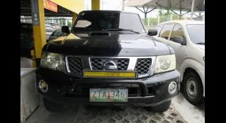 2008 Nissan Patrol 3.0L AT Diesel