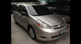 2007 Toyota Sienna 3.5L AT Gasoline