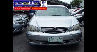 2002 Toyota Camry 2.4L AT Gasoline