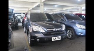 2007 Honda CR-V 2.4L AT