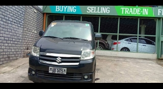 2016 Suzuki APV Utility Van
