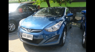 2014 Hyundai Elantra GLS AT