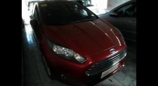 2015 Ford fiesta 1.5L AT Gasoline