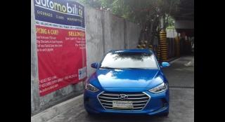 2016 Hyundai Elantra 1.6 GL AT