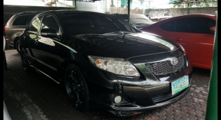 2010 Toyota Corolla Altis 2.0L AT Gasoline
