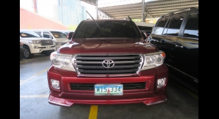 2013 Toyota Land Cruiser 200 GX.R