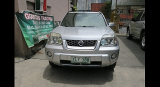 2003 Nissan X-Trail 2.0L AT Gasoline