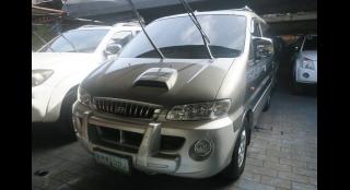 2000 Hyundai Starex SVX AT