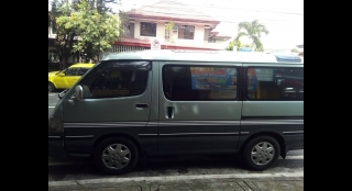 1994 Toyota Hiace Super Custom 4WD AT