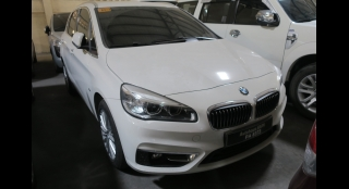 2016 BMW 2-Series Active Tourer 1.5L AT Gasoline