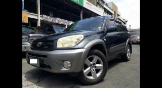 2004 Toyota Rav4 (4X4) AT