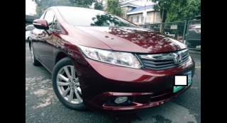 2012 Honda Civic 1.8S AT