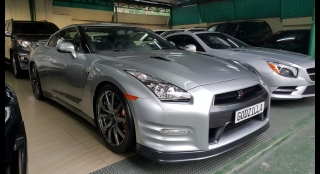 2012 Nissan GT-R 3.8L AT Gasoline