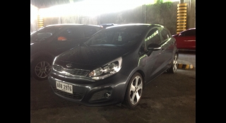 2014 Kia Rio Hatchback EX 1.4L AT Gas