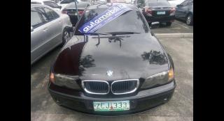 2003 BMW 3-Series Sedan 318i