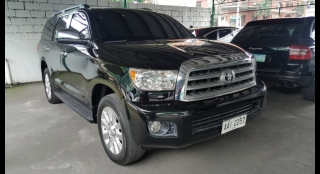 2015 Toyota sequoia 5.7L AT Gasoline