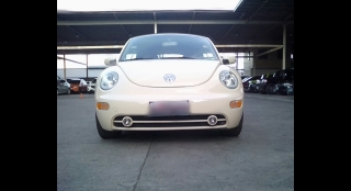 2003 Volkswagen Beetle 2.0L AT Gasoline