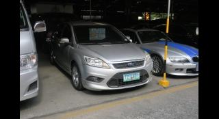 2012 Ford Focus Hatchback 1.8 Ghia AT
