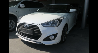 2014 Hyundai Veloster 1.6L AT Gasoline