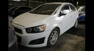 2013 Chevrolet Sonic Sedan 1.4 LT A/T Sedan