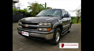 2002 Chevrolet Tahoe 3.6L AT Gasoline