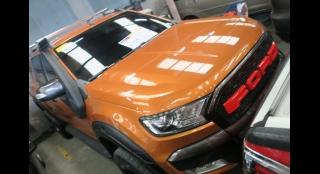 2017 Ford Ranger 3.2L MT Diesel