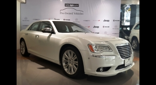 2013 Chrysler 300C 3.5L AT Gasoline