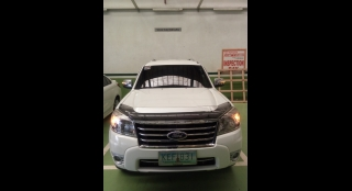 2010 Ford Everest Limited (4X4) AT